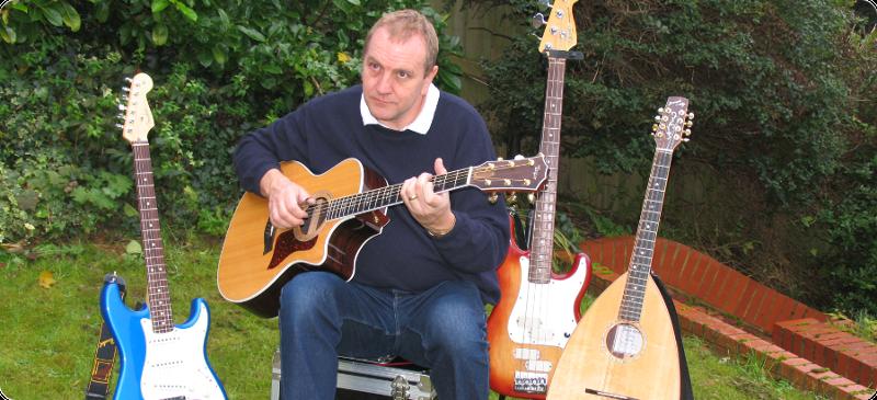 Ian Bembridge Solo Artist